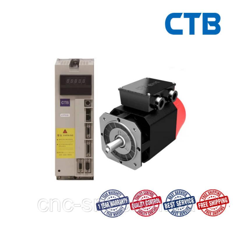 Комплектный сервопривод 2,4 кВт 15 Нм 1500 об/мин 380В
