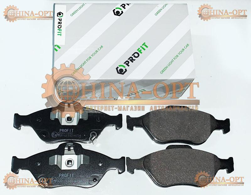 Колодки тормозные передние Джили ДжСи5 ГС5 Geely GC5 CE1 GC5RV CE2 1.5