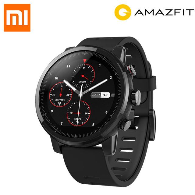 УМНЫЕ часы Xiaomi Amazfit Watch 2 (Stratos)