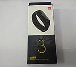 Фитнес браслет Xiaomi Mi Band 3 Black Глобальная версия, фото 3