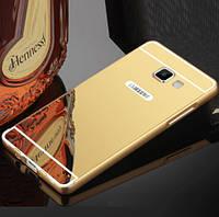 Алюминиевый чехол бампер для Samsung Galaxy A5/A520(2017), фото 1