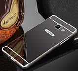Алюминиевый чехол бампер для Samsung Galaxy A5/A520 (2017), фото 3