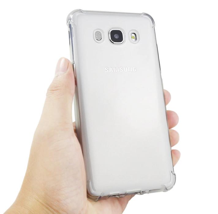 Силиконовый чехол для Samsung Galaxy J7/J710 (2016)