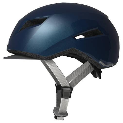 Шолом велосипедний ABUS YADD-I S 51-55 Midnight Blue, фото 2