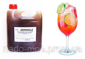 Сироп Лимонад в канистре ТМ Топпинг, 3 л/4 кг