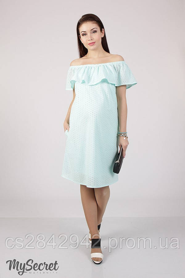 Сукня для вагітних та годуючих (платье для беремених  и кормящих)  ELEZEVIN DR-28.041