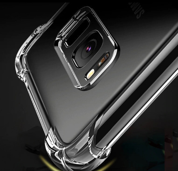 Силиконовый чехол для Samsung Galaxy S8 Plus