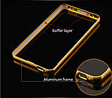Алюминиевый чехол бампер для iPhone 6 Plus /6s  Plus, фото 5