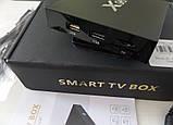 Смарт TV Box X96, 1GB/8GB ANDROID 6.0 Amlogic S905X, фото 5