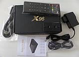 Смарт TV Box X96, 1GB/8GB ANDROID 6.0 Amlogic S905X, фото 8