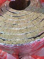 Высокотемператуная изоляция вентканалов PAROC Hvac Lamella Mat AluCoat  20 мм