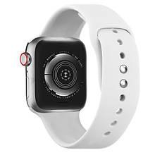 Силиконовый ремешок для Apple Watch 42/44 mm S/M