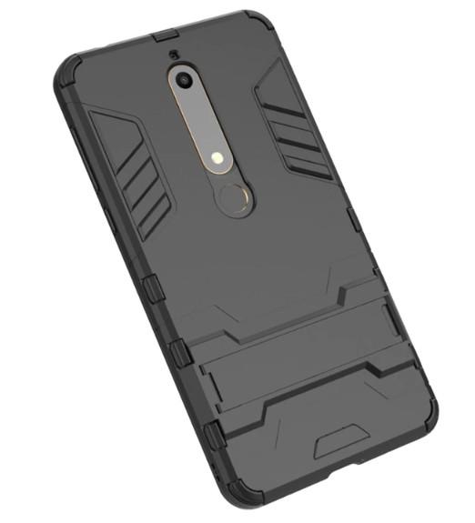 Противоударный чехол для Nokia 6.1 (Nokia 6 2018)