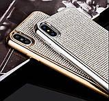 Силиконовый чехол с камнями для Samsung Galaxy Note 8 (SM-N950F), фото 2