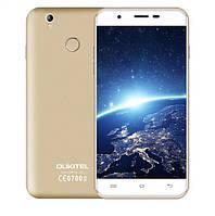 Смартфон OukitelU7 Plus2/16GBЗолотой
