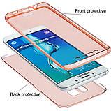 Двухсторонний защитный чехол Samsung Galaxy S10, фото 2