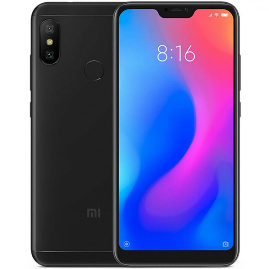 Cмартфон Xiaomi Mi A2 Lite 4/32 Black Global Version+ ЧЕХОЛ!