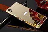 Алюминиевый чехол бампер для Sony Xperia Z5 (E6633), фото 2