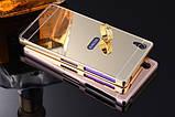 Алюминиевый чехол бампер для Sony Xperia Z5 (E6633), фото 3