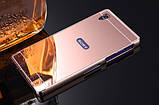 Алюминиевый чехол бампер для Sony Xperia Z5 (E6633), фото 6