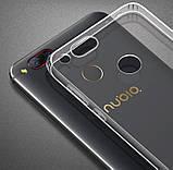 Силіконовий чохол для ZTE Nubia Z17 mini Mofi, фото 3