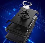 Противоударный бампер с магнитом и кольцом Xiaomi Redmi 4X, фото 3