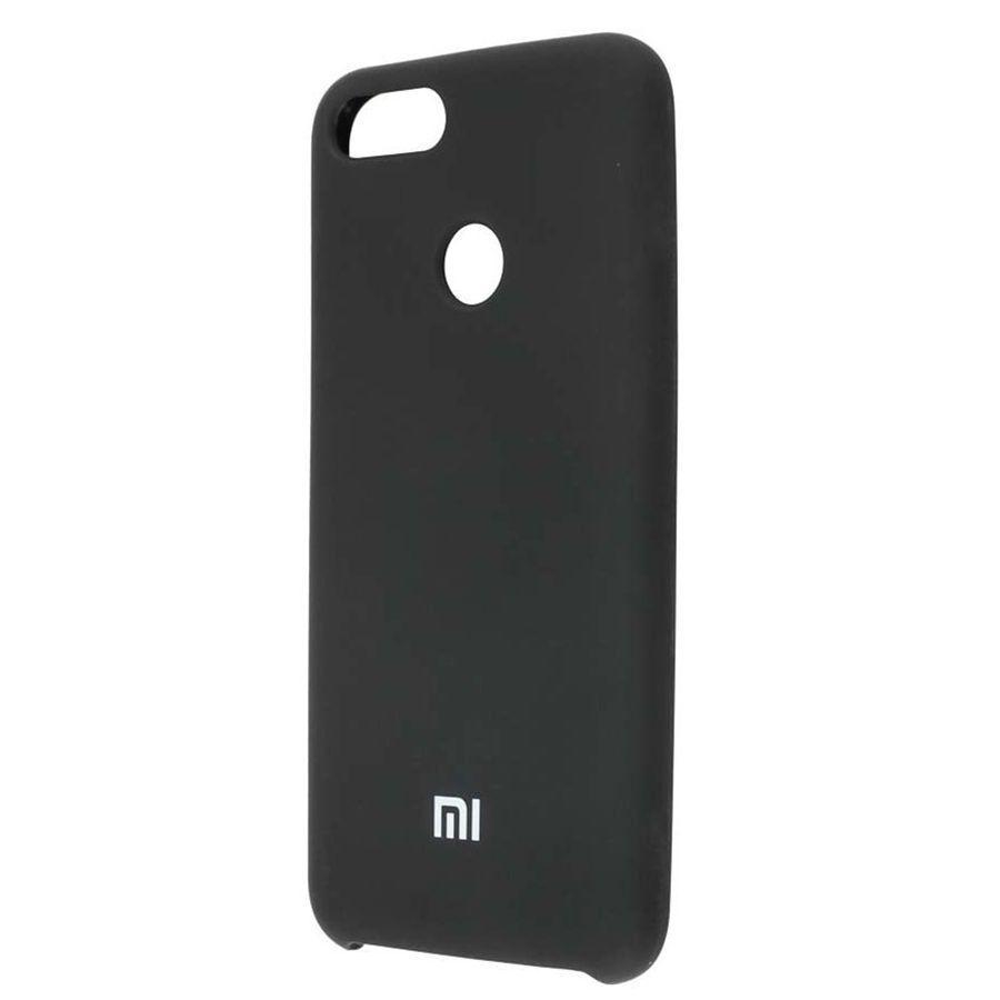 Оригинальный силиконовый чехол для Xiaomi Mi A1/5X