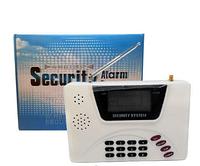 Охранная сигнализация GSM 360 RU 433 Alarm для вашего дома!