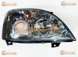 Фара передняя правая (эл.корректор) Чери Элара Седан 1.5 МТ Chery A21 Elara Sedan 1.5 MT
