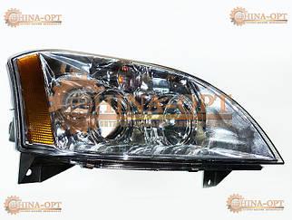 Фара передняя правая (механика) Чери Элара Седан 2.0 МТ Chery A21 Elara Sedan 2,0 MT