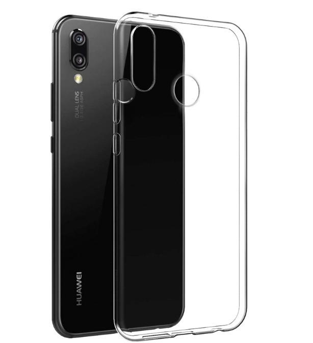 Силиконовый чехол для Huawei P20 Pro