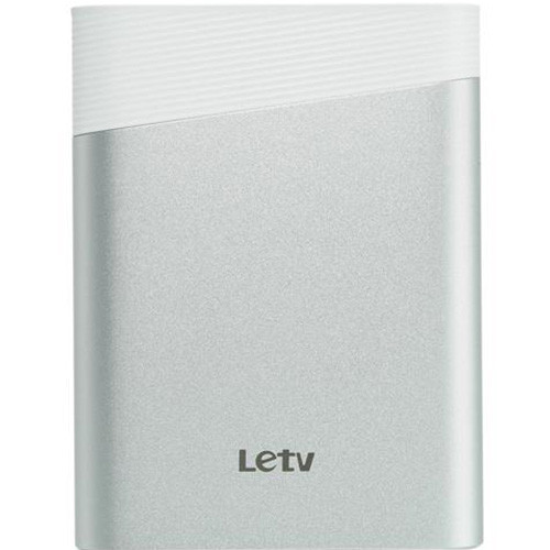 Внешний аккумулятор Power Bank LeTV 13400 mAh /Silver