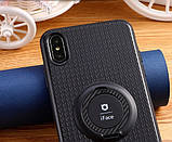 Чехол iFace с магнитом и кольцом Huawei P Smart Z, фото 4