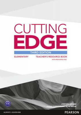 Cutting Edge 3rd Edition Elementary Teacher's Resourse Book with Multi-ROM