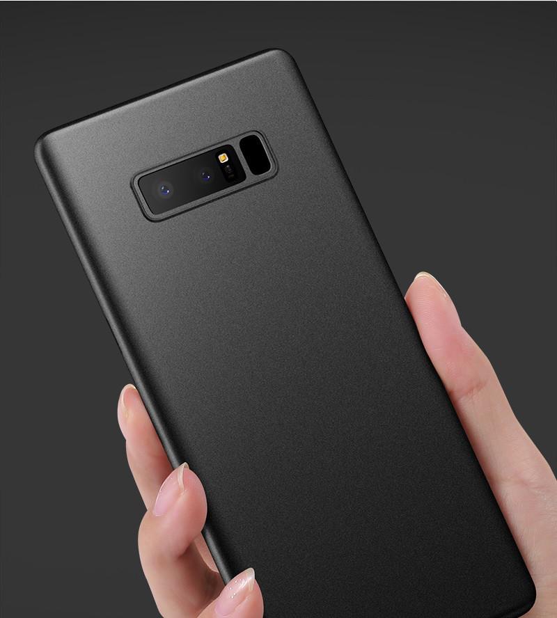 Силиконовый чехол Samsung Galaxy Note 8