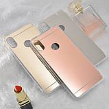 Зеркальный силиконовый чехол для  Xiaomi Mi A2 lite/6 Pro, фото 3
