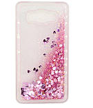 Чехол-накладка (Жидкий Блеск) для Samsung Galaxy J7/J700(2015), фото 2