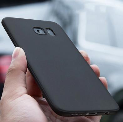 Силиконовый чехол для Samsung Galaxy S7