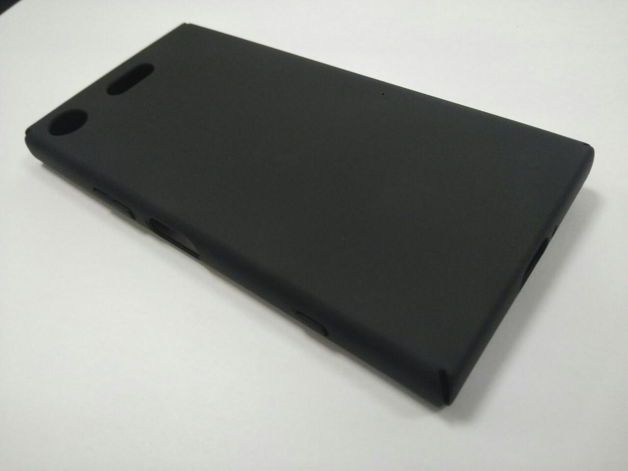 Чехол Soft touch для Sony Xperia XZ1 Compact (G8441)