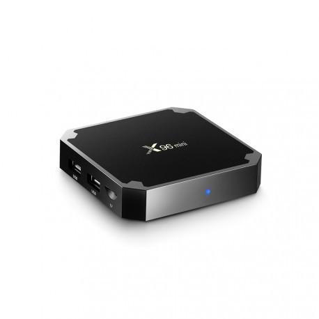 Смарт ТВ приставка X96 mini, 1GB/8GB Android 7.1 Amlogic S905X