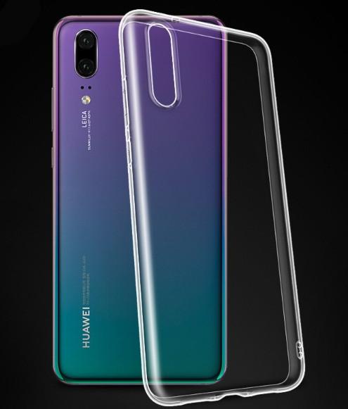 Силиконовый чехол для Huawei P Smart 2019/ Huawei Honor 10 Lite