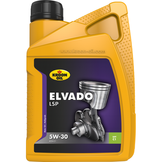 МОТОРНОЕ МАСЛО СИНТЕТИКА Kroon-Oil Duranza LSP 5W30 (1L) Jaguar Land Rover Ford Mazda