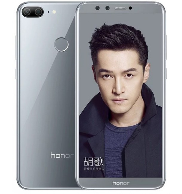 Cмартфон Huawei Honor 9 Lite 4/64 Gb Grey
