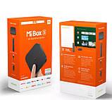 Приставка Xiaomi Mi box S 2/8Gb 4K (MDZ-22-AB) International Edition EU, фото 5