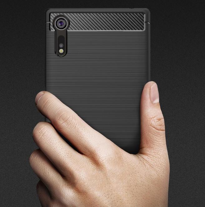 Защитный чехол-накладка для Sony Xperia XZ/XZS (F8332/G8232)