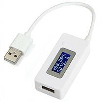 Тестер вольтметр амперметр Doctor KCX-017 USB