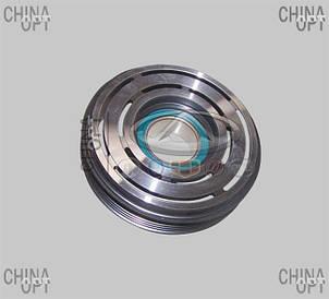 Муфта компрессора кондиционера (шкив)