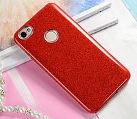 Чехол блестками 3 в 1 на Xiaomi Redmi 4X, фото 1