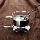 Стеклянная чашка Saval FLY SPRAY Прозрачный 15532673453, КОД: 1082779, фото 2