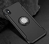 Противоударный бампер с магнитом и кольцом для Iphone 7 Plus /8 Plus, фото 2